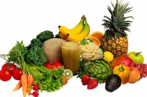image fruits and vegetables free nutrition health newsletter selenium bananas oranges anger coping diet lose weight cardiovascular disease