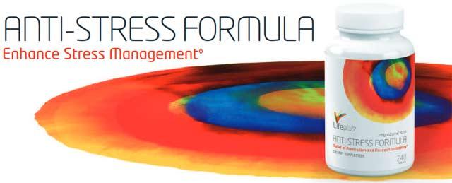 Life Plus Anti-Stress Formula Stress Management,