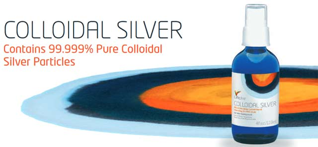 Life Plus Colloidal Silver
