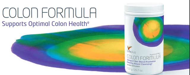 Life Plus Colon Formula colon cleansing