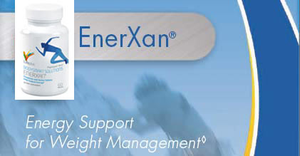 Enerxan Energy support for weight management