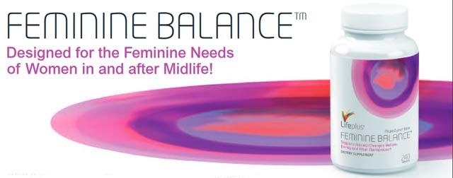 Life Plus Feminine Balance