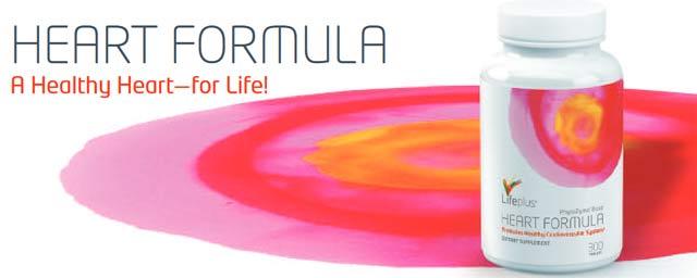 Life Plus Heart Formula Cardiovascular System Health