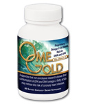 OmeGold Omega-3 Fatty Acids Fish Oil