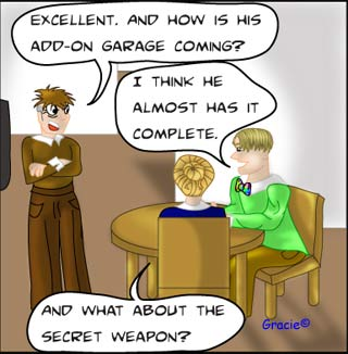 Image 2 work at home business opportunity comic the Ruggburns