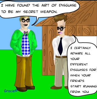 Image 4 work at home business opportunity comic the Ruggburns