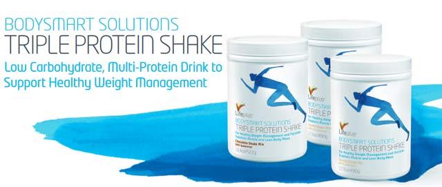 Life Plus BodySmart Triple Protein Shake