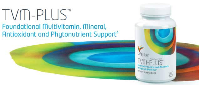 Life Plus TVM Plus Multivitamin/mineral supplement