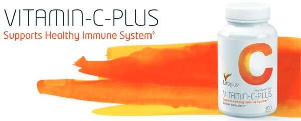 Life Plus Vitamin C, Absorbic Acid,