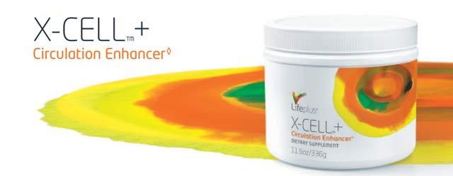 Life Plus X-Cell Plus L-Arginine