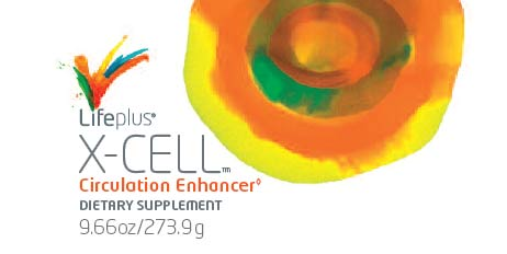 Life Plus X-Cell Circulation Booster