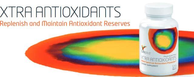 Life Plus Xtra-Antioxidants Health Supplement